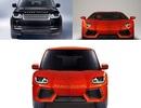 Sẽ thế nào nếu Range Rover bắt tay Lamborghini?
